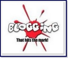 Blogging Hits The Mark