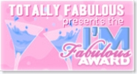 Totally Fabulous Award